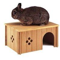 FERPLAST Domek drewniany dla królika SIN4646