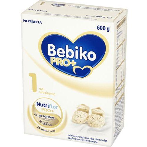 BEBIKO PRO+ 1 (600g) Mleko początkowe, częściowo fermentowane dla niemowląt od urodzenia