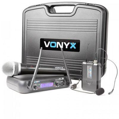 Pozostały sprzęt nagłośnieniowy i studyjny Vonyx electronic-star