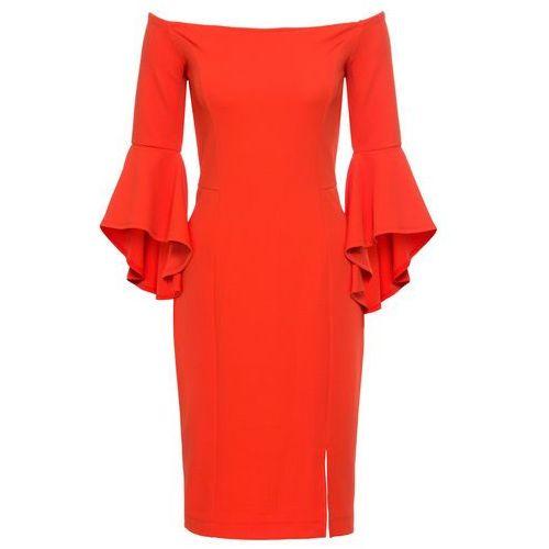 Sukienka głęboki pomarańczowy, Bonprix, 32-50