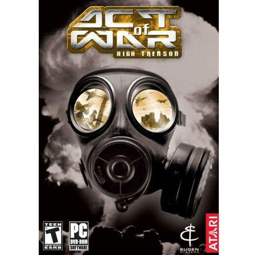 Atari Act of war: high treason - k01290- zamów do 16:00, wysyłka kurierem tego samego dnia!