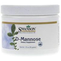 Proszek Swanson D-Mannoza proszek - 50 g