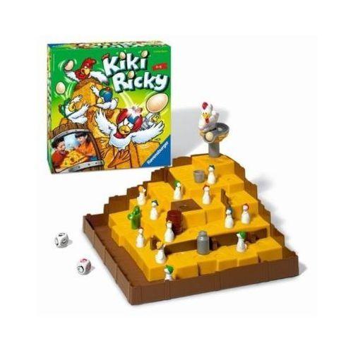 Gra Kicky Ricky +DARMOWA DOSTAWA przy płatności KUP Z TWISTO