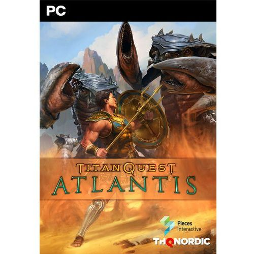 Thq Titan quest anniversary edition, esd (816009) darmowy odbiór w 21 miastach!