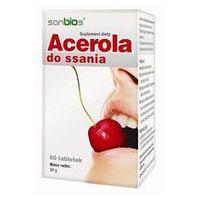 Acerola do ssania 60 tabletek - Sanbios