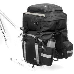 Sakwa na bagażnik tourer 40 czarna marki Author