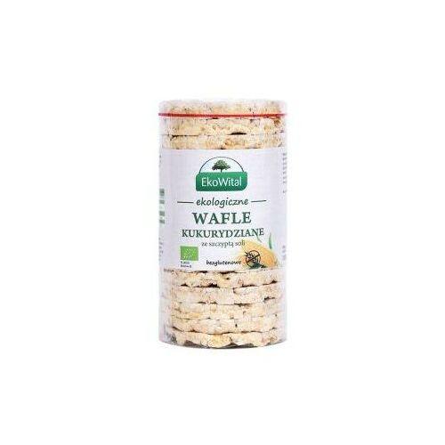BIO Wafle kukurydziane z odrobiną soli 1 szt - Znakomita cena
