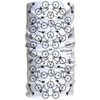 HAD Originals Bike Tuba, biały/czarny 2021 Okrycia szyi
