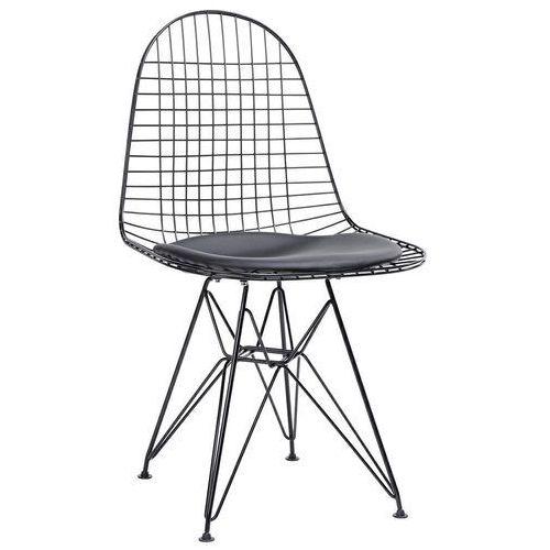 King home Krzesło dsr net black mc-021 - - sprawdź kupon rabatowy w koszyku