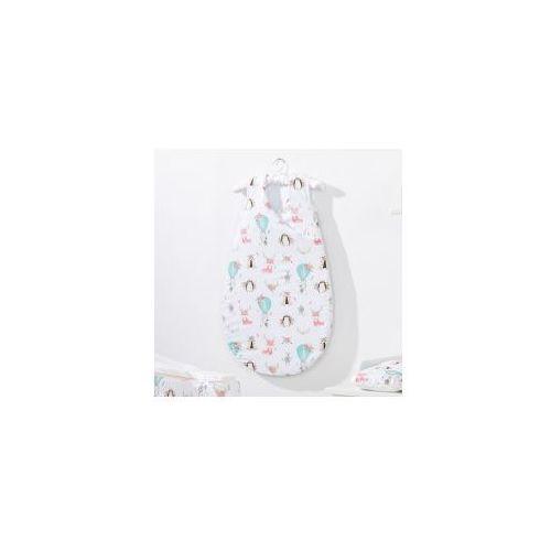Śpiworek do spania niemowlęcy Bubble - Zwierzyniec