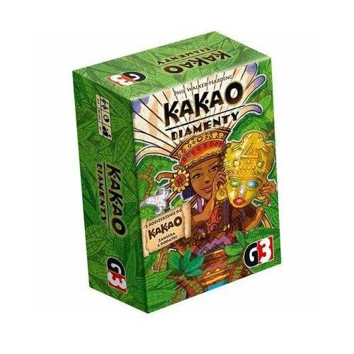 Kakao - rozszerzenie 2 diamenty marki G3
