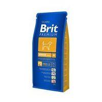 Brit premium senior m sucha karma dla starszych psów 3 kg (8594031449591)