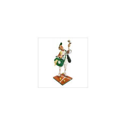Figurka tenisista- guilermo forchino (fo85511) marki Veronese