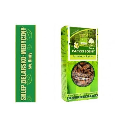 Pączki sosny - herbatka ekologiczna (5902741004024)