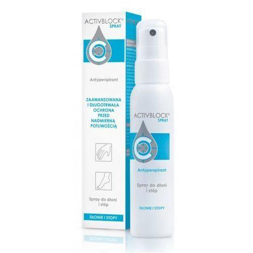 ACTIVBLOCK Spray 100ml - Promocja