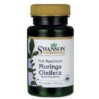 Tabletki SWANSON Moringa Oleifera- Drzewo wieczności, 60 tabl