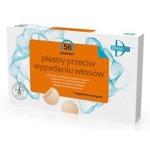 Plaster Dermastic PLASTRY przeciw wypadaniu włosów