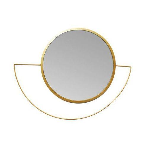 Lustro Dekoracyjne Durung Złote 64 X 495 Cm Splendid