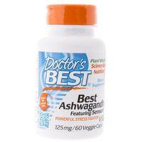 Doctor's Best Ashwagandha - 60 kapsułek