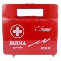 APTECZKA Farma Max czerwona z ustnikiem
