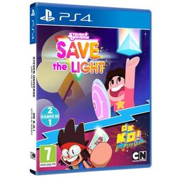 Steven Universe Save The Light & OK K.O.! Let's Play Heroes (PS4)