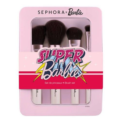 Sephora X Barbie - Zestaw pędzli (3378872129547)