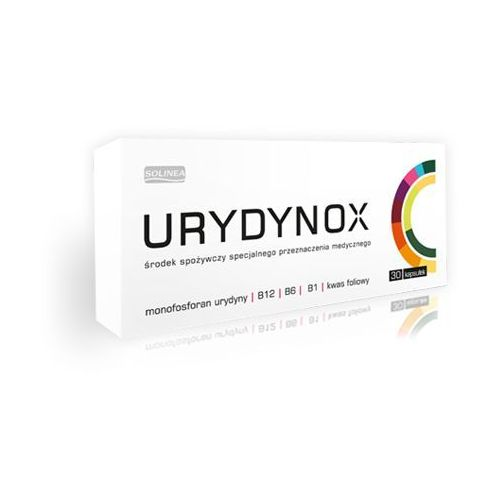 Kapsułki URYDYNOX x 30 kapsułek