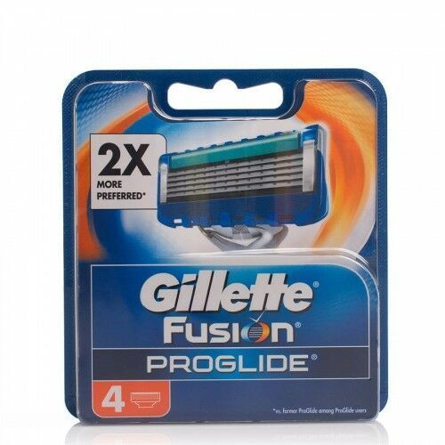 Gillette fusion proglide (4 ostrza) - Świetny rabat