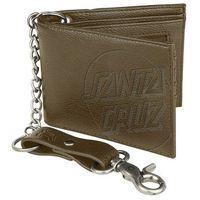 portfel SANTA CRUZ - Opus Dot Chain Wallet Brown (BROWN ) rozmiar: OS