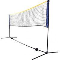 Siatka do siatkówki plażowej badmintona lub tenisa