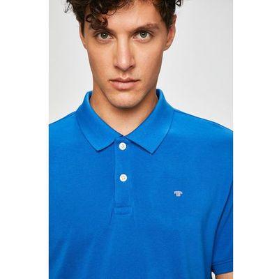 Męskie koszulki polo Tom Tailor Denim, Kolor  niebieski ceny, opinie ... 3b9258341b