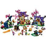 Lego ELFY Magiczny ratunek z wioski goblinów magic rescue from the goblin village 41185