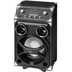Sprzęt karaoke  AEG vidaXL