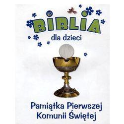 Na Pierwszą Komunię dla chłopca   InBook.pl