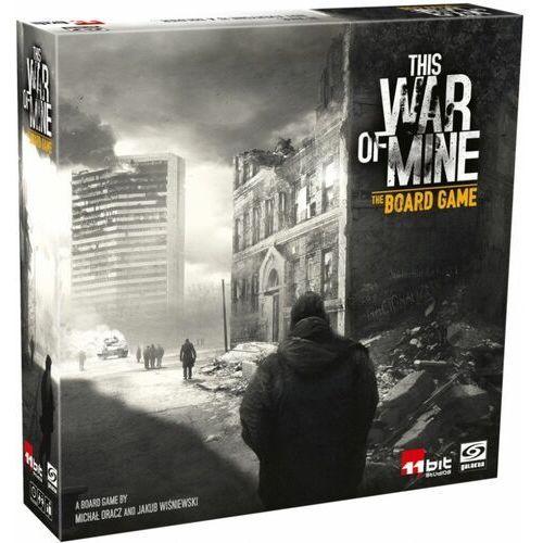 Galakta This war of mine: the board game (polska edycja) + druga gra w koszyku 10% taniej!!