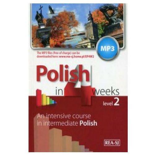 Polish in 4 weeks level 2 + CD (9788379931835)