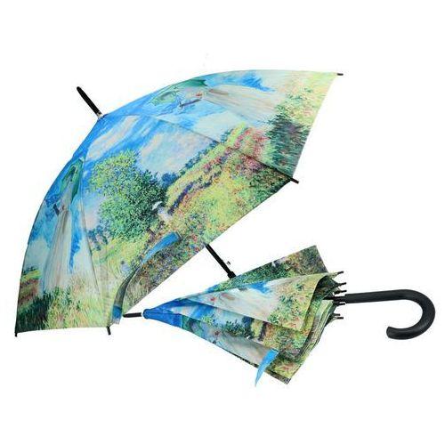 Carmani Parasolka parasol monet kobieta z parasolką