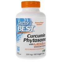 Kapsułki Doctor's Best Curcumin Phytosome Meriva 500 mg - 180 kapsułek