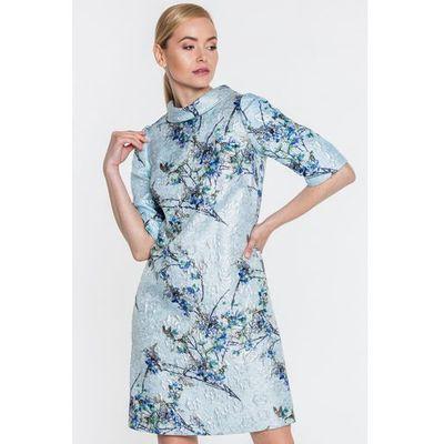 Suknie Sukienki Sukienka Z Falbana A La Hiszpanka Xl W Kategorii
