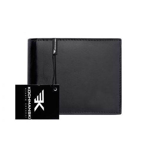 a077c2c76adf88 Kochmanski studio kreacji® Skórzany portfel męski kochmanski 1081  (9999001035573)
