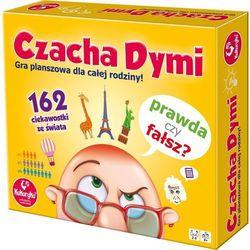 - gra planszowa edukacyjna czacha dymi 62134 marki Kukuryku