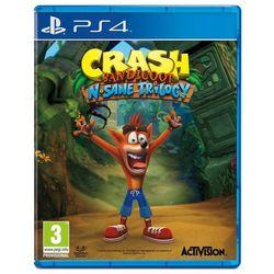 Activision Crash bandicoot n. sane trilogy ps4
