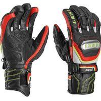 Rękawice narciarskie Worldcup Race Titanium S Speed System Czarny/Czerwony 10.5 - sprawdź w wybranym sklepie