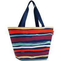 Torba na zakupy reisenthel shopper m artist stripes (rzs3058)