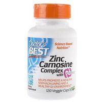 Kapsułki Doctor's Best Zinc Carnosine Complex - 120 kapsułek