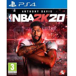 NBA 2K20 + Bonus (PS4)