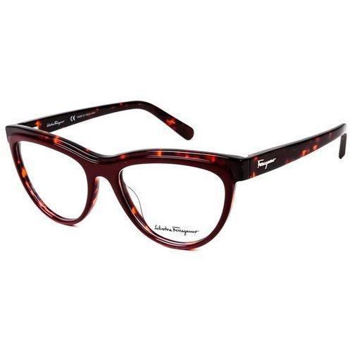 Okulary Korekcyjne Salvatore Ferragamo SF 2750 649