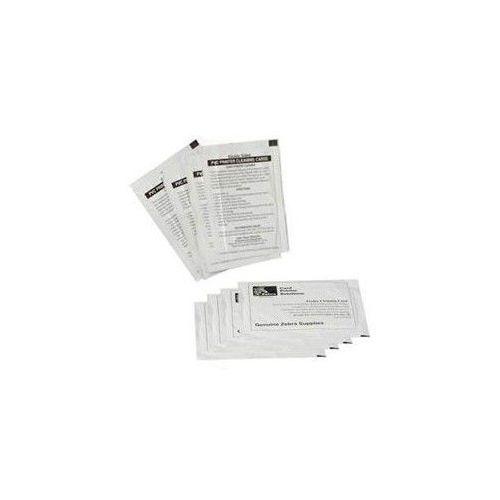 Zestaw kart do czyszczenia do drukarki zebra p330i, p430i marki Elo
