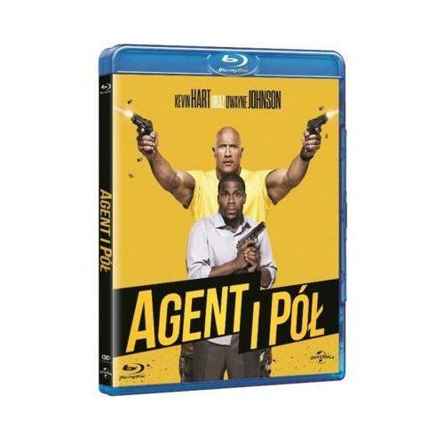 Agent i pół (BD)