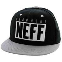 czapka z daszkiem NEFF - Squad Blck (BLCK) rozmiar: OS